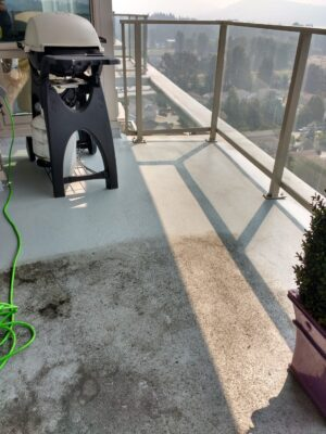 north vancouver cleaning companies to perform patio cleaning